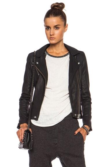 Vika Leather Jacket