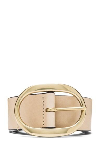 Celia Calfskin Leather Belt