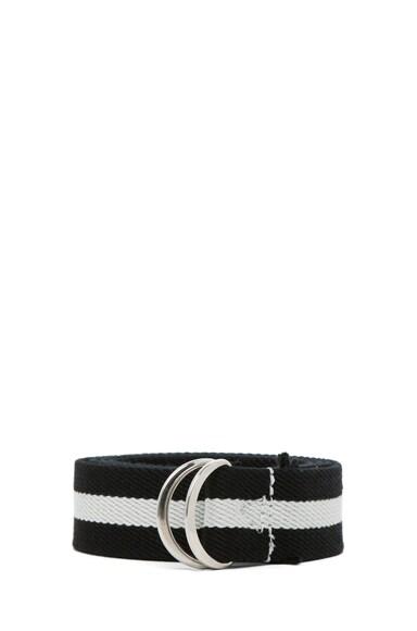 Cadwell Striped Belt