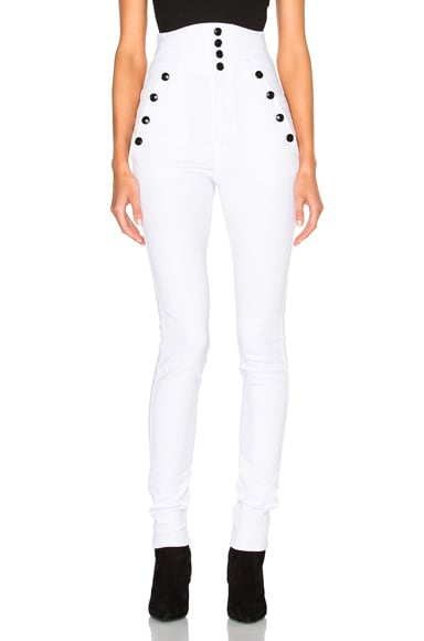 Marvin High Waisted Jeans