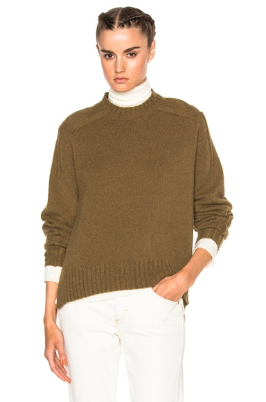 Finn Baby Camel Knit Sweater