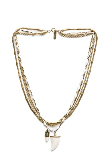 Formentera Horn Necklace