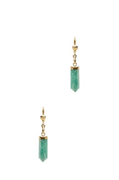 New Day Brass Earrings