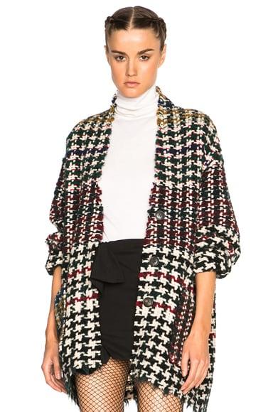 Diana Weave Coat