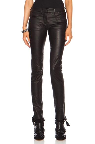 Haper Leather Pant