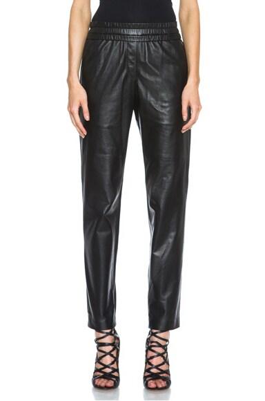 Becka Leather Pants