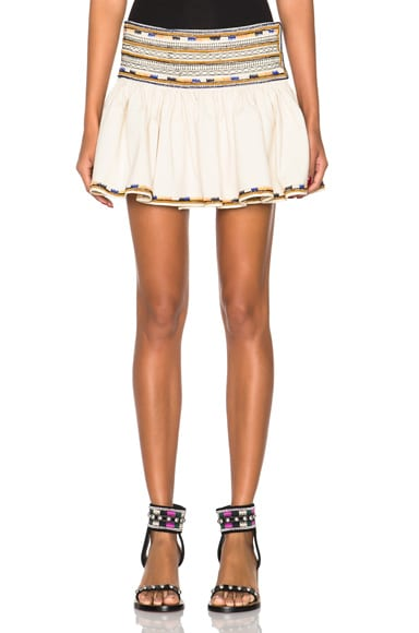 Saxen Mini Skirt