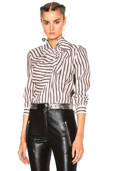 Mista Striped Top