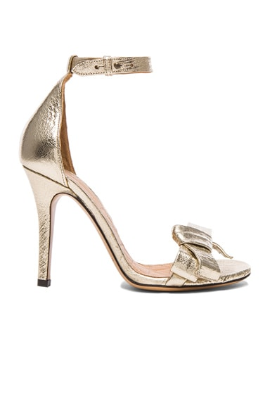 Play Easy Leather Evening Sandals