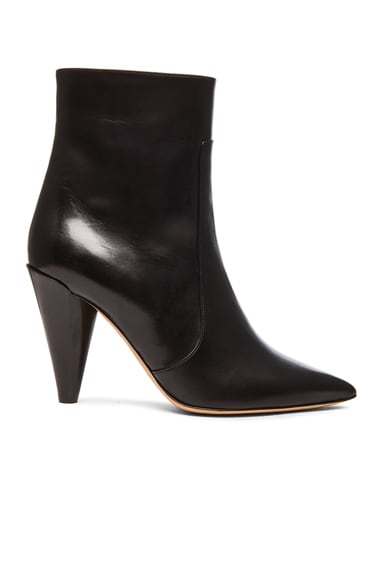 Naelle Leather Boots