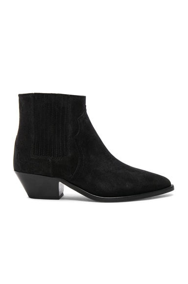 Suede Derlyn Low Boots