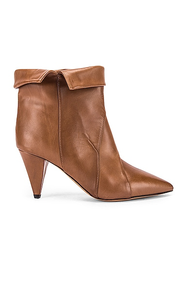 Larel Leather Boot