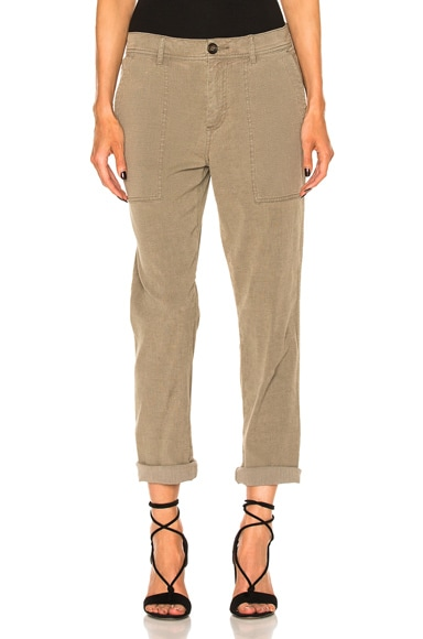 Relaxed Workwear Pant