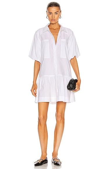 Jonathan Simkhai Standard CRISSY MINI DRESS