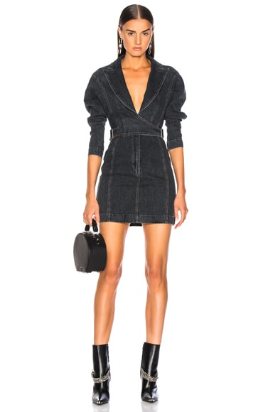 Gia Wrap Dress