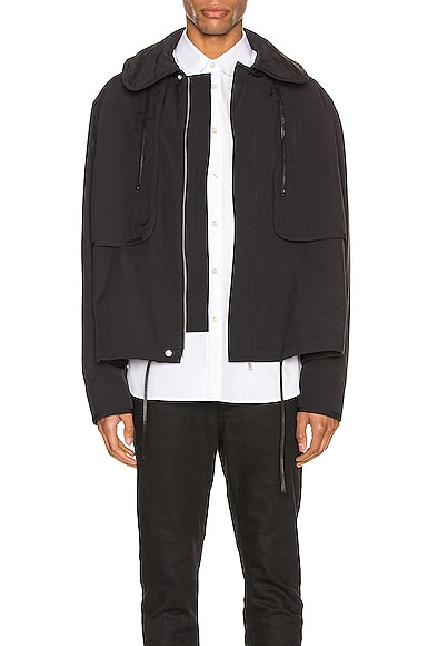 Twill Zip Jacket