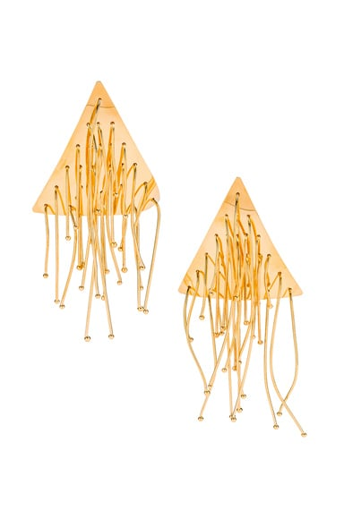 Multi Lines Earrings
