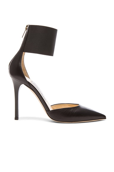 Trinny Leather Heels