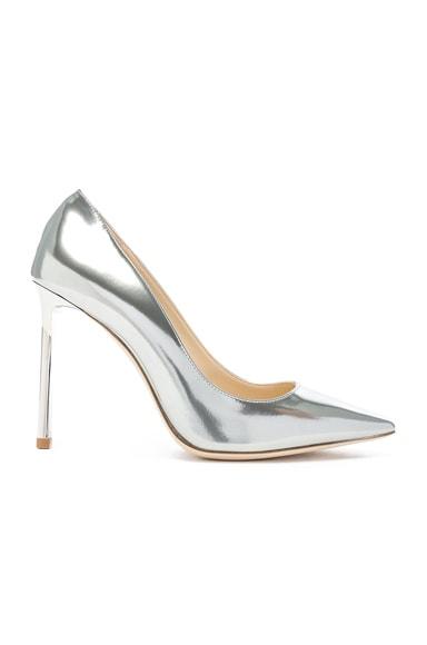 Leather Romy Heels