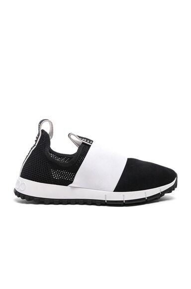 Oakland Suede Mesh Sneaker