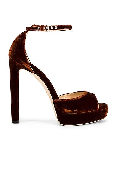 Velvet Pattie 130 Sandal
