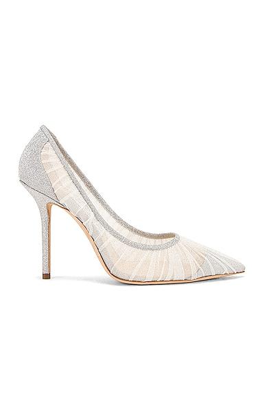 Love 100 Fine Glitter Heel