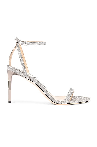 Minny 85 Fine Glitter Sandal