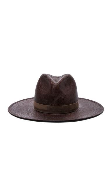 Mallary Short Brimmed Panama Hat