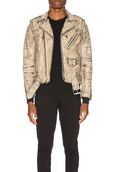 x Blackmeans Rider's Jacket
