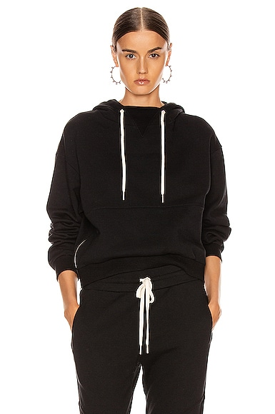 Hooded Villain Sweatshirt