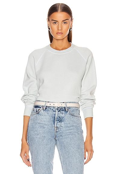 Vintage Fleece Crew Sweatshirt