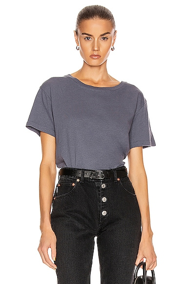 Jersey Relaxed Tee