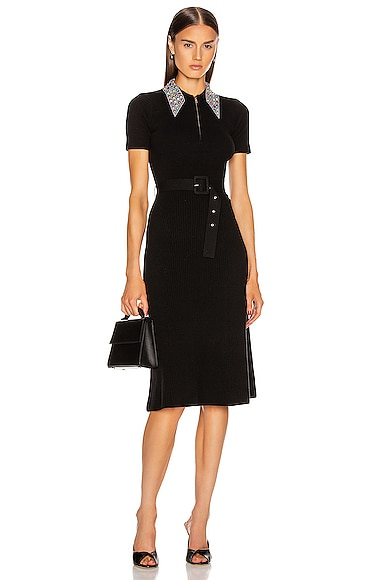 Polo Midi Dress