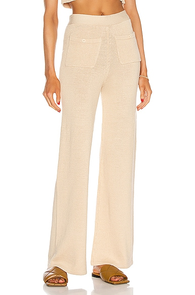 Joostricot SOLID LINEN PANT