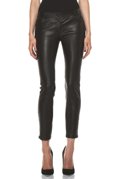 Evie Leather Pant