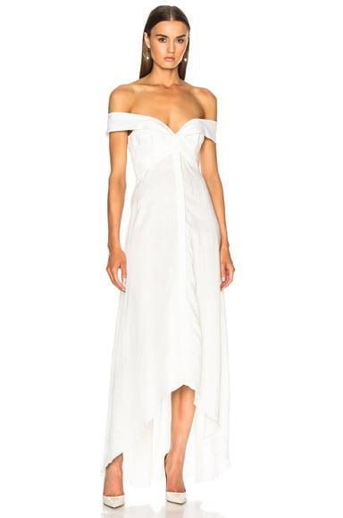 Lupe Linen Dress