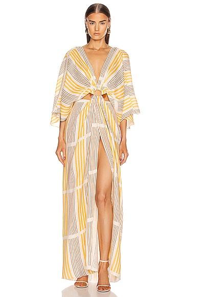 Paradise Midi Dress