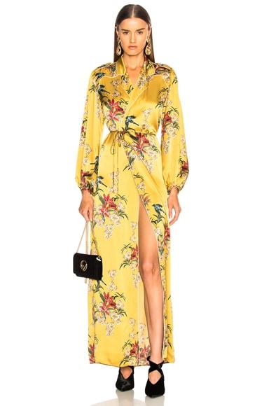 The Flower Queen Kimono
