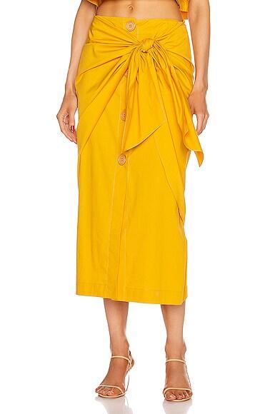 Fresh Lemon Skirt