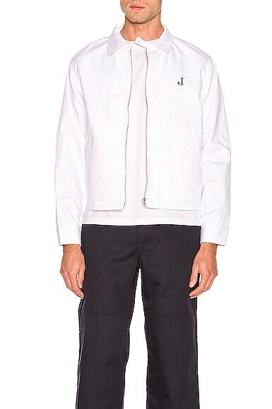 Letter Jacket