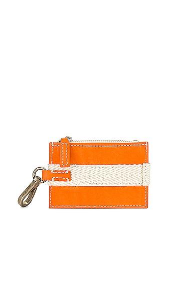 Jacquemus Le Porte Grain In Orange
