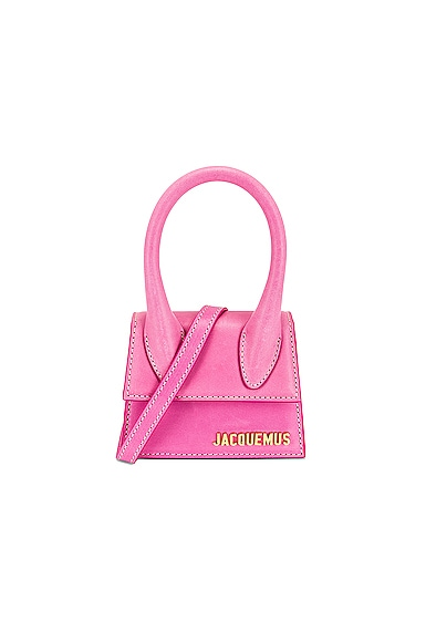Jacquemus Le Chiquito Bag In Pink