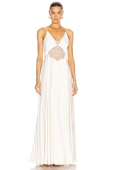 Kolbi Charmeuse Dress