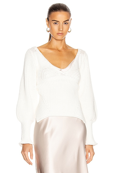 Gabriella Rib Sweater