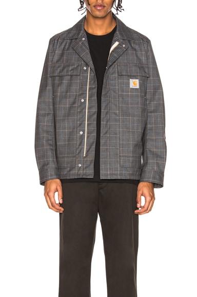 x Carhartt Laminated Jacket