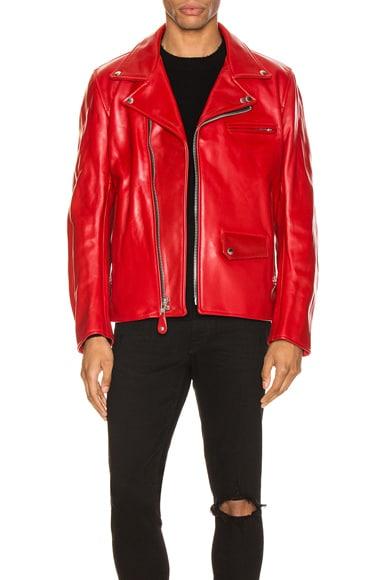 x Schott Leather Jacket