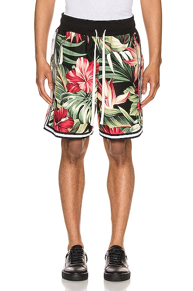 Mikala Paneled Shorts