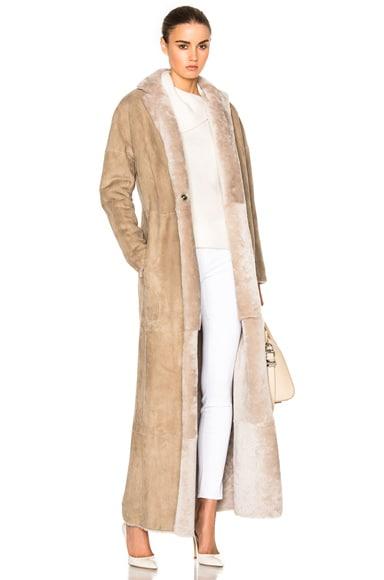 Merino Shearling Coat