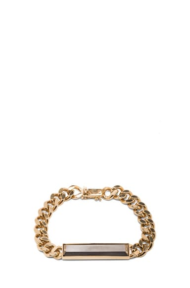 Normandie Antique Brass Bracelet