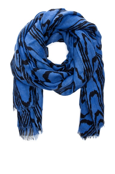 Marquetry Scarf
